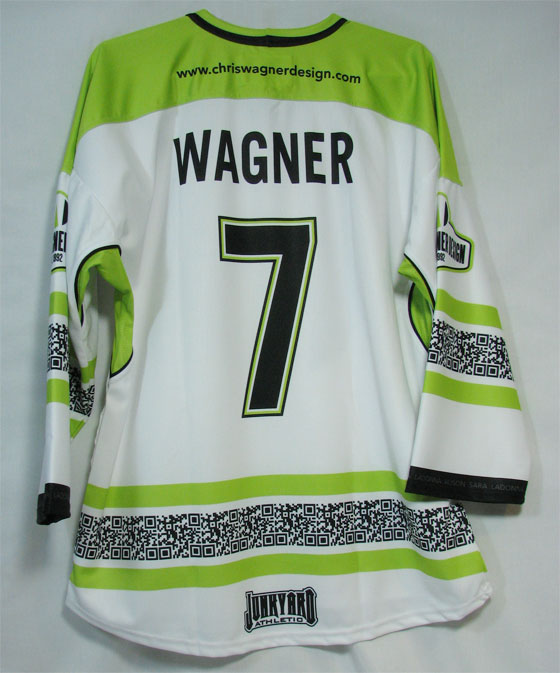 CWD Hockey Jersey front